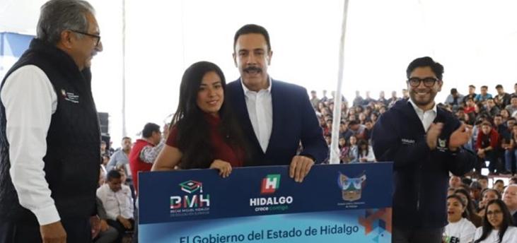 Becas Miguel Hidalgo Educación Superior 2020