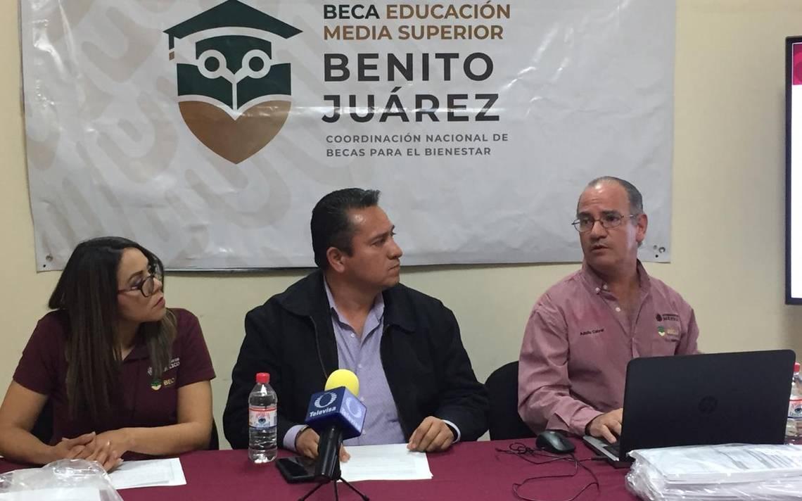 Este Lunes no van a realizar labores las Mujeres de la Coordinación Estatal De Las Becas Benito Juárez