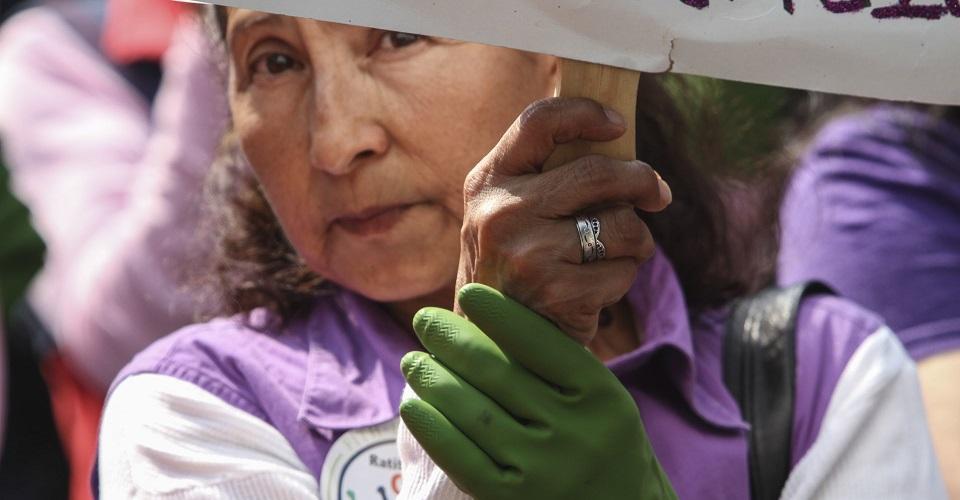 Alivio Solidario: Apoyo para Trabajadoras del Hogar