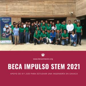 Beca Impulso STEM 2021