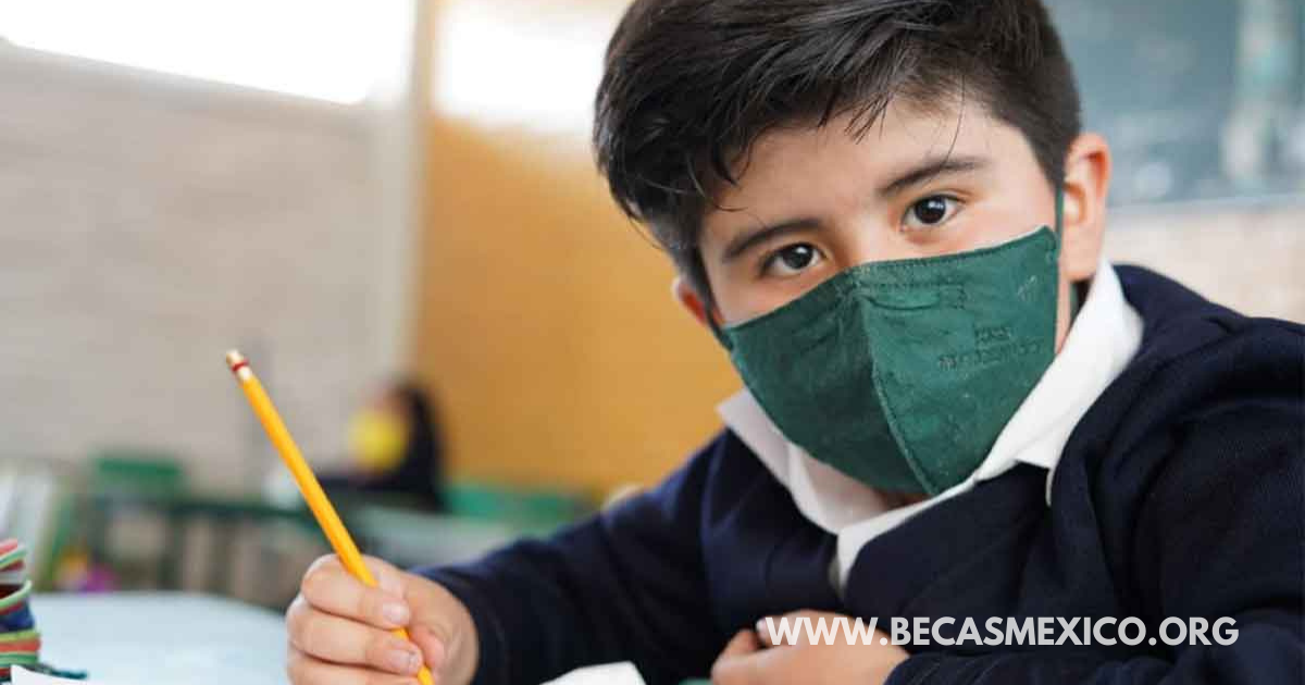 Becas Educación Básica - EDOMEX (2021-2022)