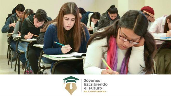 JOVENES ESCRIBIENDO EL FUTURO